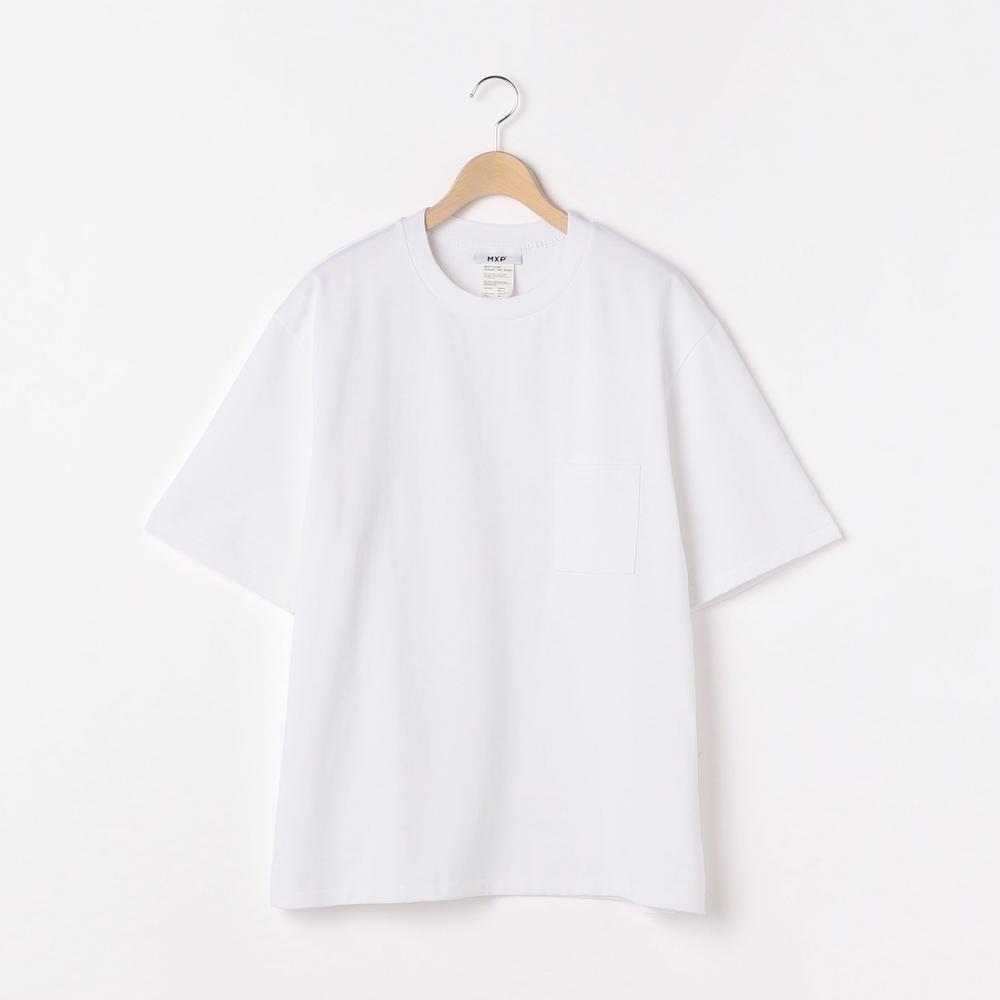 ビッグポケットTシャツ 〈MEDIUM/DRY JERSEY〉 MEN