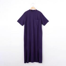 コットンフランネル Tシャツドレス WOMEN