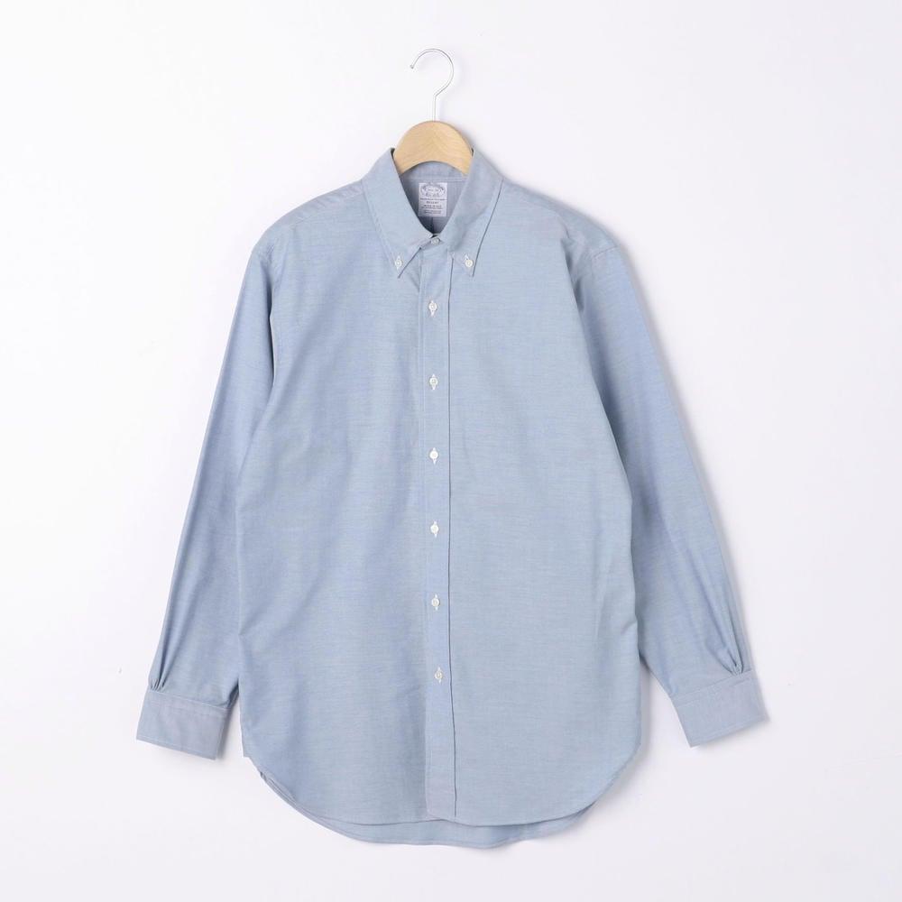ボタンダウンシャツ BLUE MEN