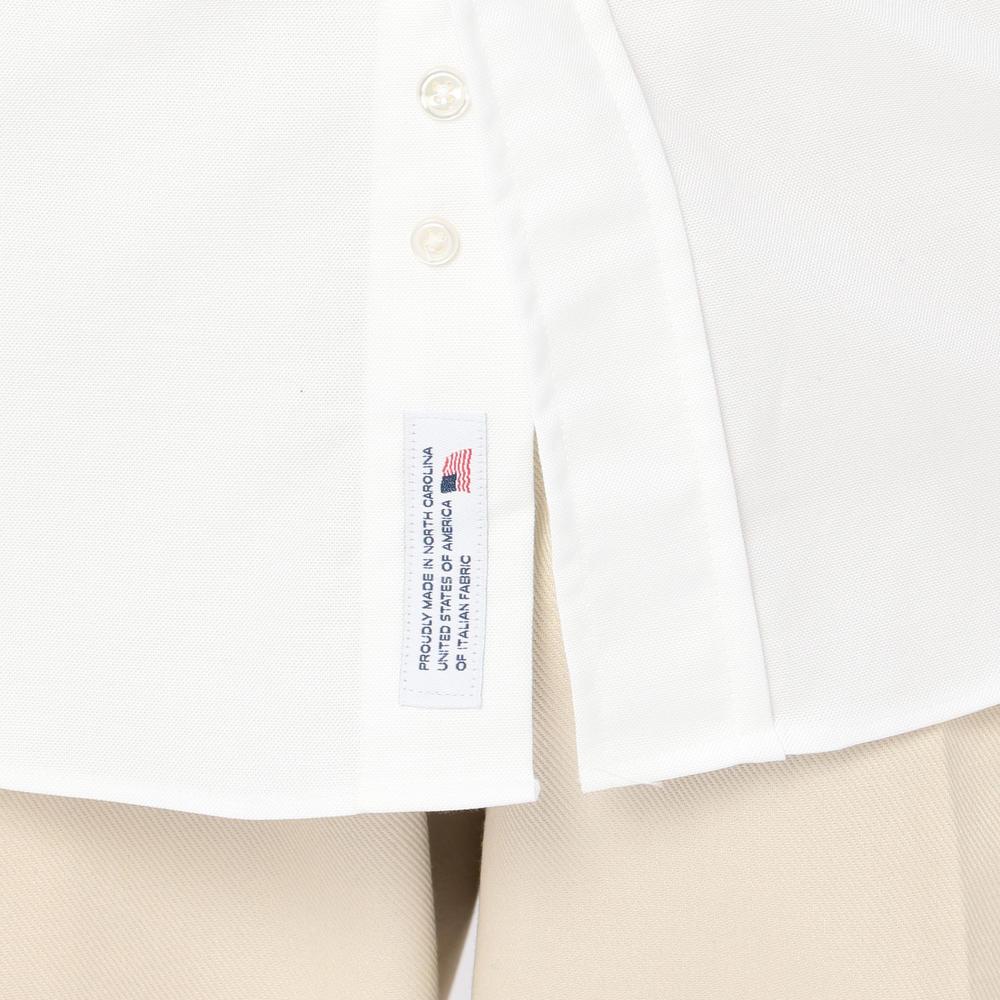 ボタンダウンシャツ WHT MEN