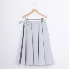 ドローストリングスカート WOMEN