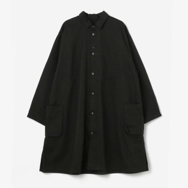 PORTER CLASSIC(ポータークラシック)チノシャツコート WOMEN