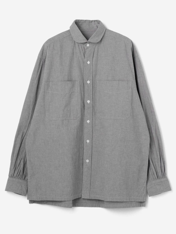 ワイドポケットシャツ WOMEN