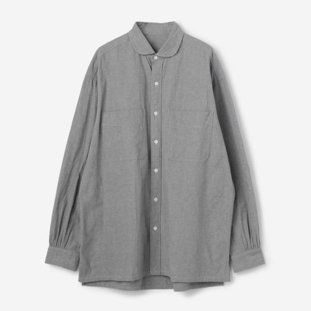 PORTER CLASSIC(ポータークラシック)ワイドポケットシャツ MEN