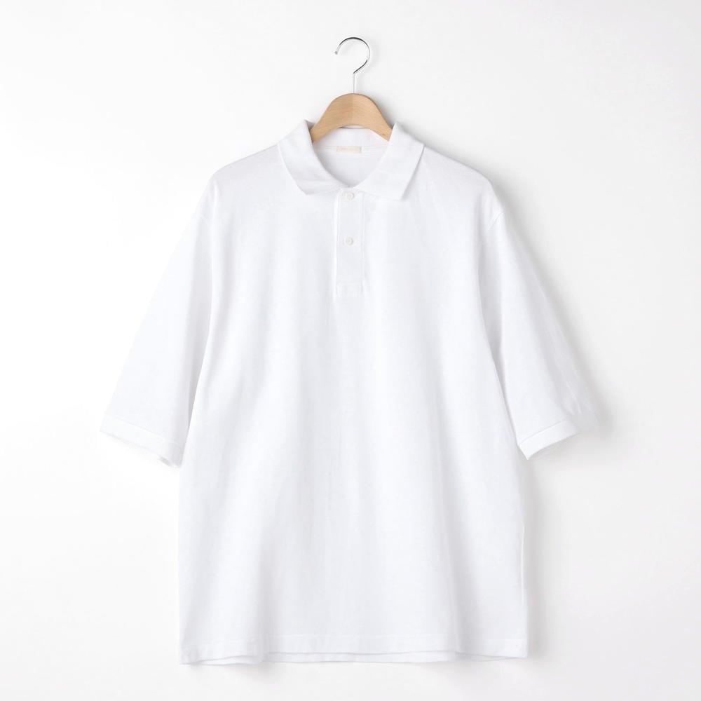 鹿の子半袖ポロシャツ MEN