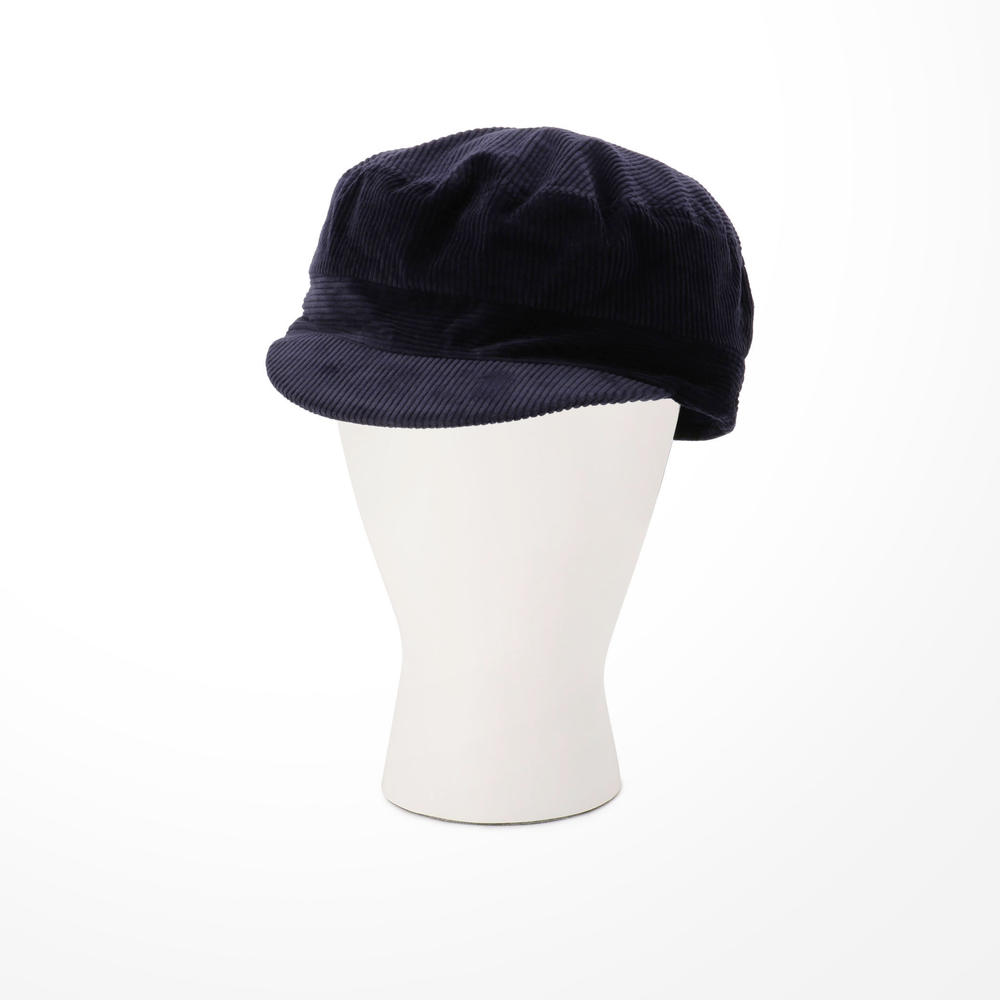 【OUTLET】コーデュロイ マリンキャップ