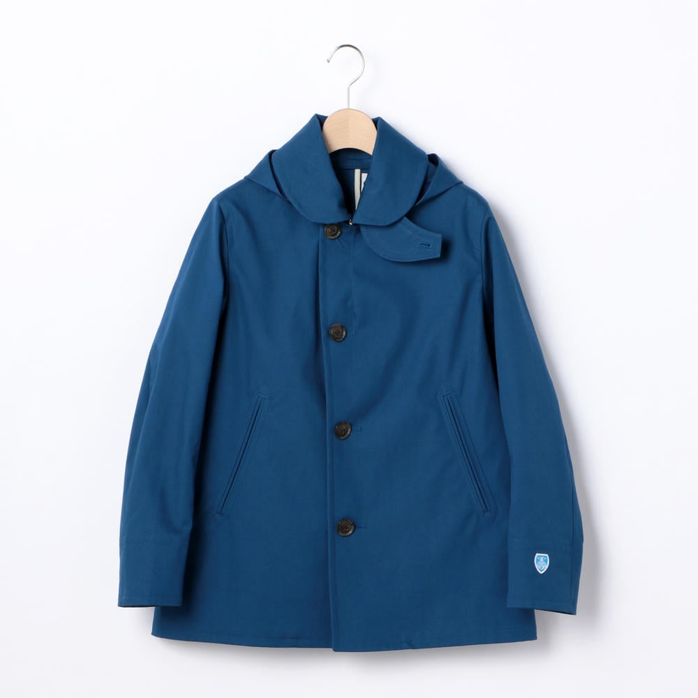【OUTLET】2WAY 丸襟コート WOMEN