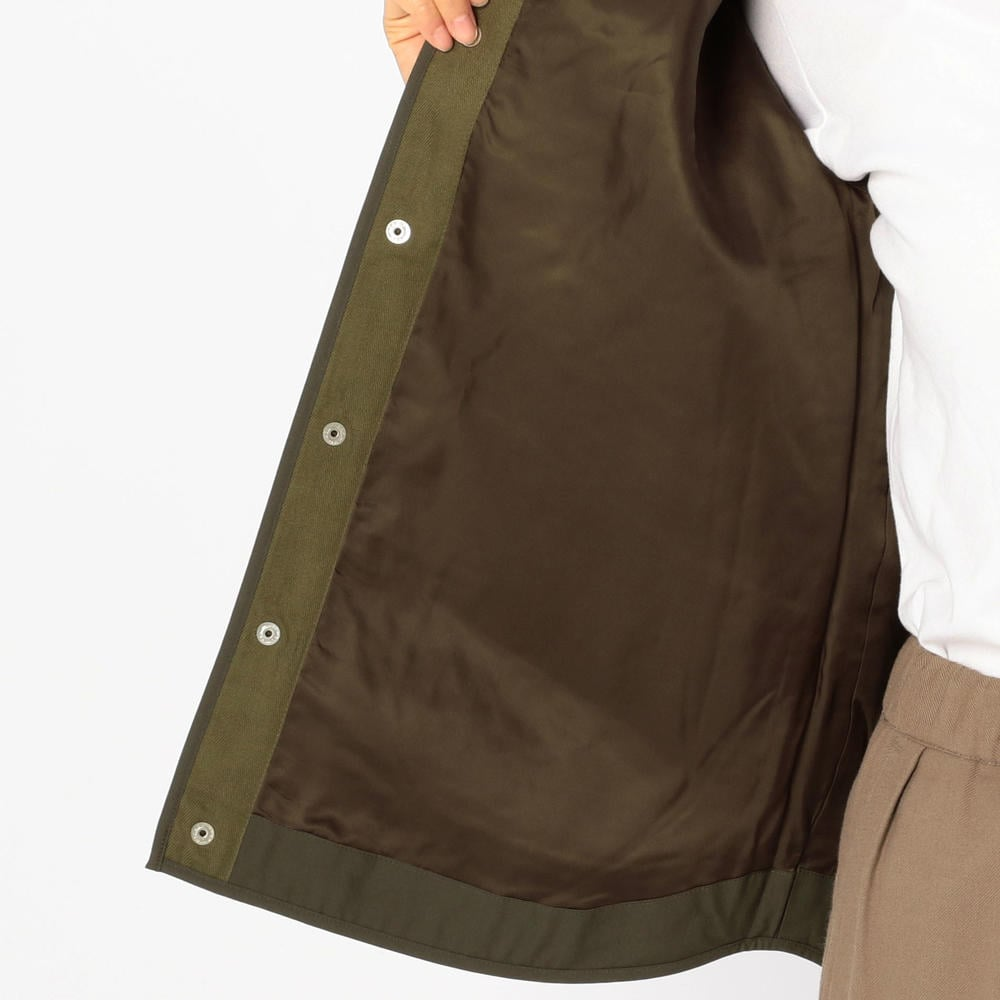 キルトカラーレスジャケット MTY WOMEN