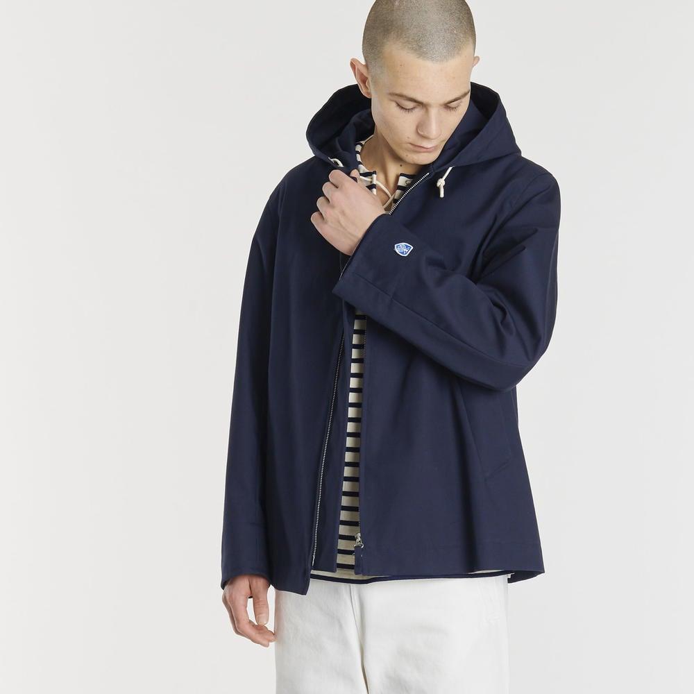 【OUTLET】ZIP フードジャケット MEN