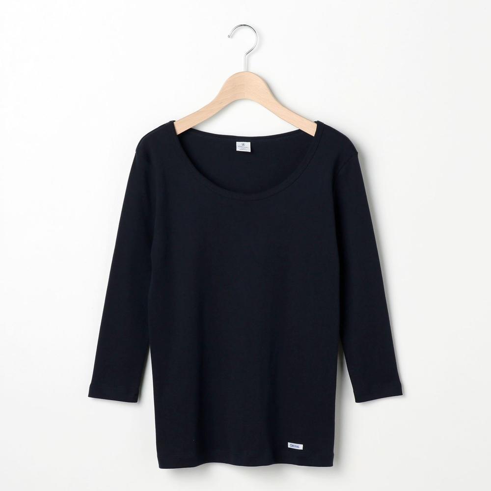 【OUTLET】長袖 ワイドネックTシャツ SO / WOMEN