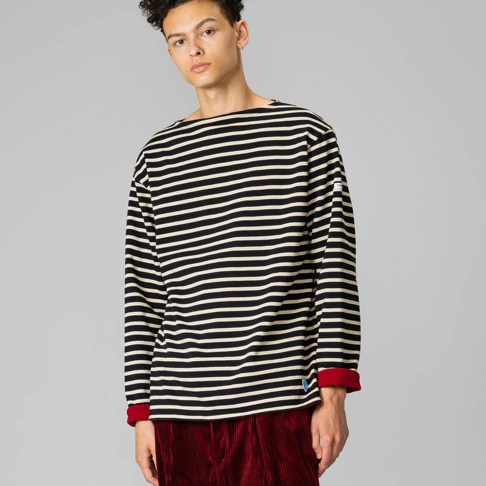 リバーシブルバスクシャツ MEN