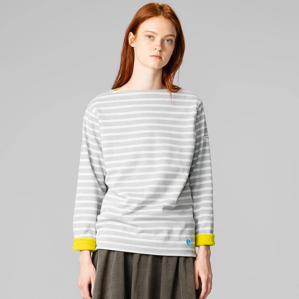 リバーシブルバスクシャツ WOMEN