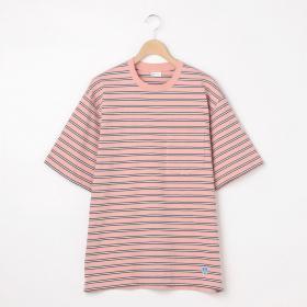 【OUTLET】ポケットTシャツ 3STRIPE MEN