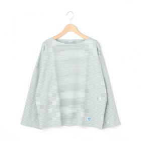 【ノベルティ対象】ワイドボートネックTシャツ NARROW WOMEN