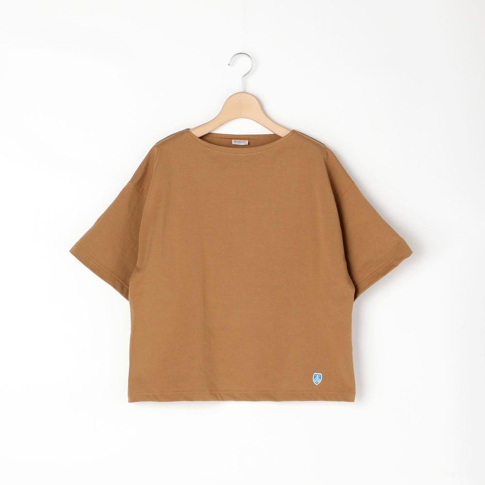 ワイドTシャツ SOLID WOMEN