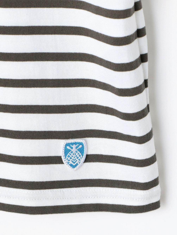 【OUTLET】ボートネック7分袖Tシャツ WOMEN