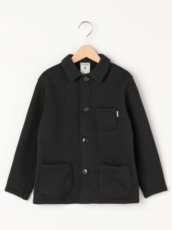 【OUTLET】キッズ フリーシー カバーオールジャケット