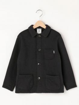【先行予約】キッズ フリーシー カバーオールジャケット
