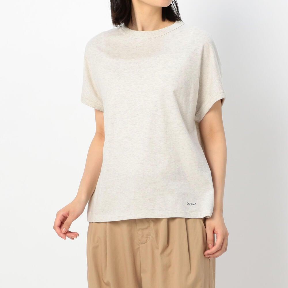 リブバインダールーズTシャツ WOMEN