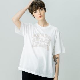 〈別注〉ロゴTシャツ CITY WOMEN