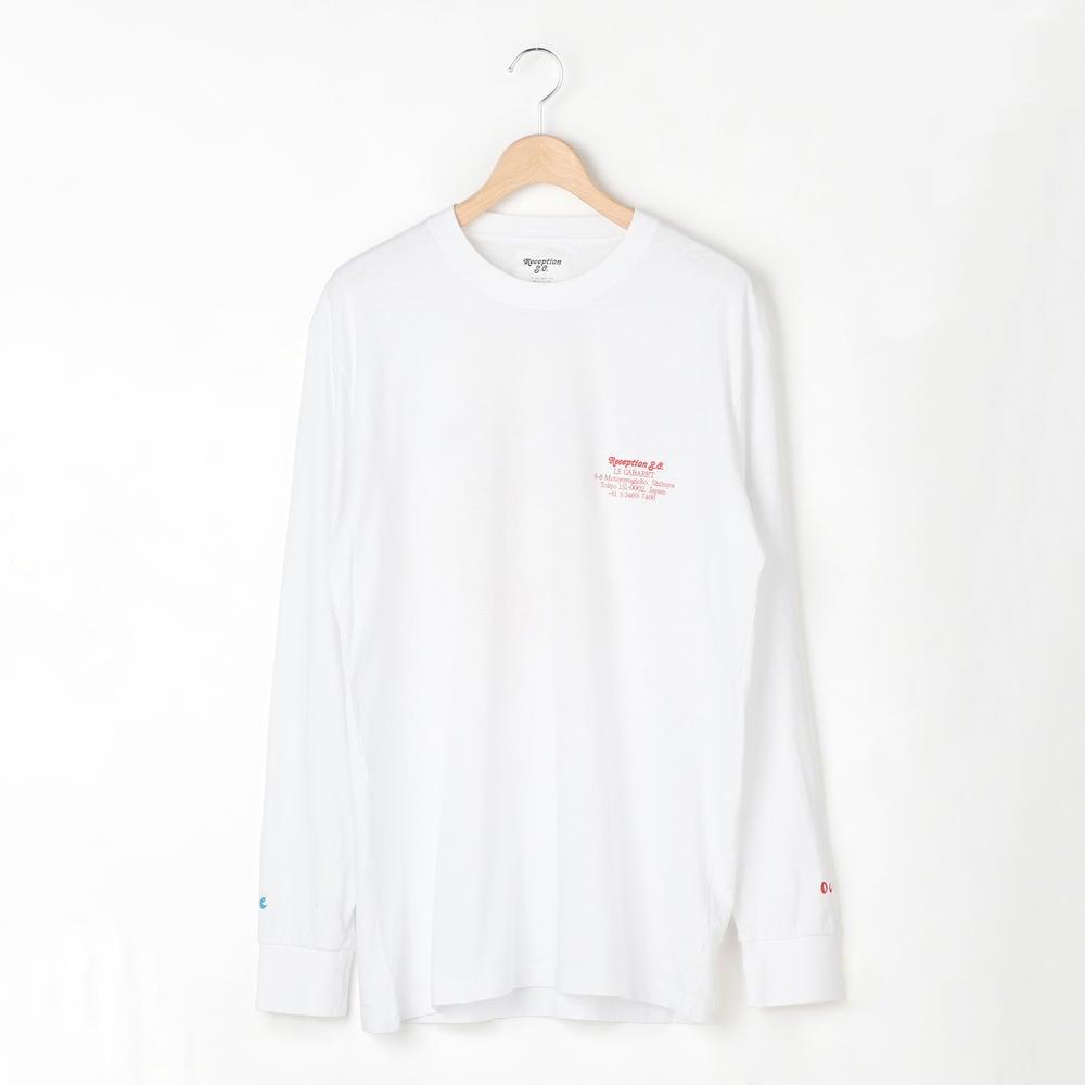 Le Cabaret 長袖Tシャツ MEN