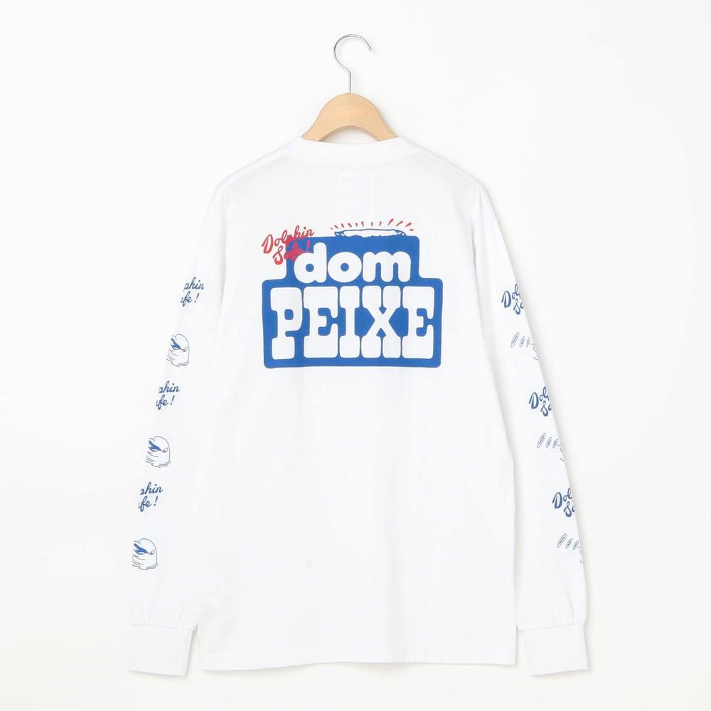 DOM PEIXE 長袖Tシャツ WOMEN