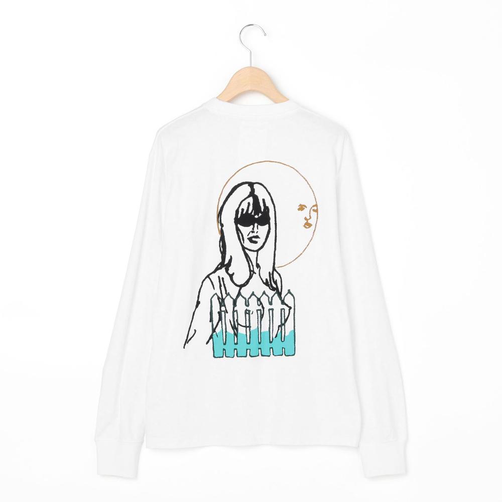 Babs 長袖Tシャツ WOMEN