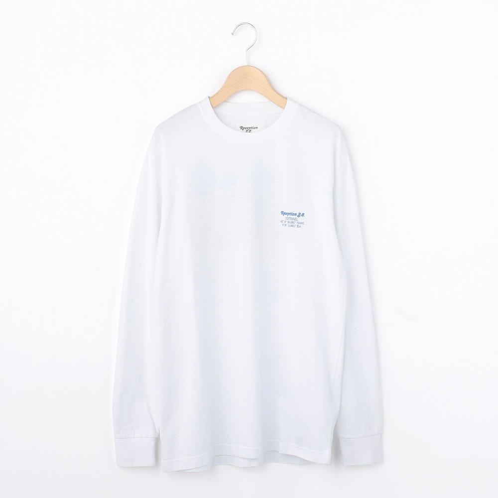 L'Esterel 長袖Tシャツ WOMEN
