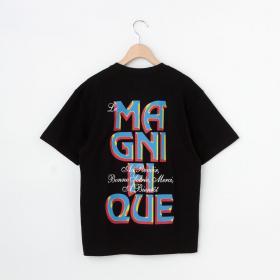 〈別注〉LE MAGNIFIQUE 半袖Tシャツ WOMEN