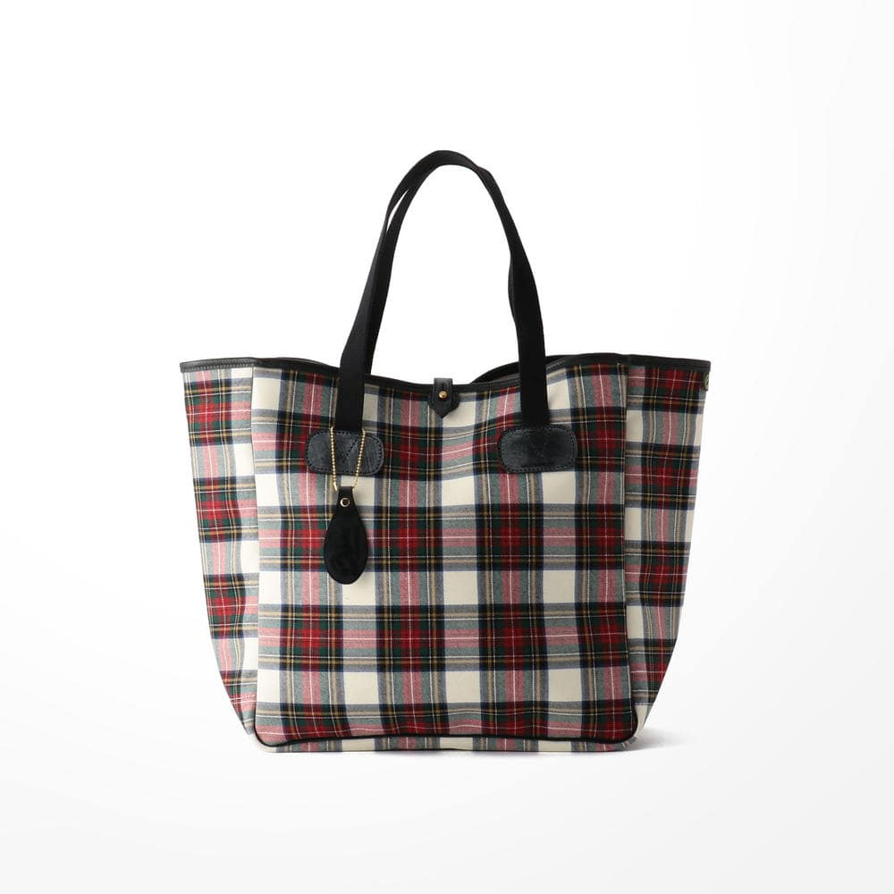 SMALL CARRYALL CHECK(SEASONAL)