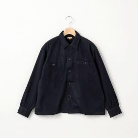ラムウールワークシャツ WOMEN