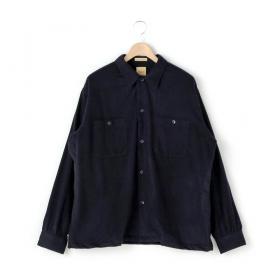 ラムウールワークシャツ MEN
