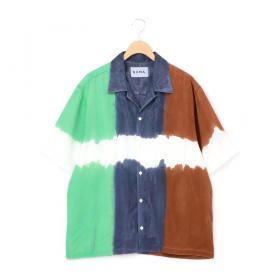 3ダイオープンカラーシャツ WOMEN