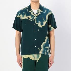 ブリーチオープンカラーシャツ MEN