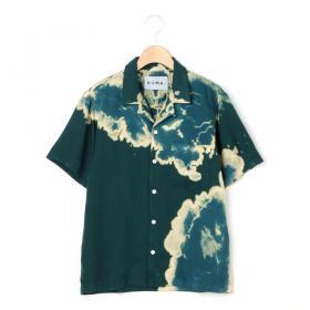 ブリーチオープンカラーシャツ WOMEN
