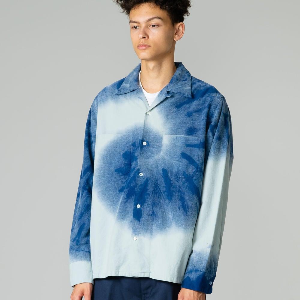 【OUTLET】オープンカラーシャツ MEN