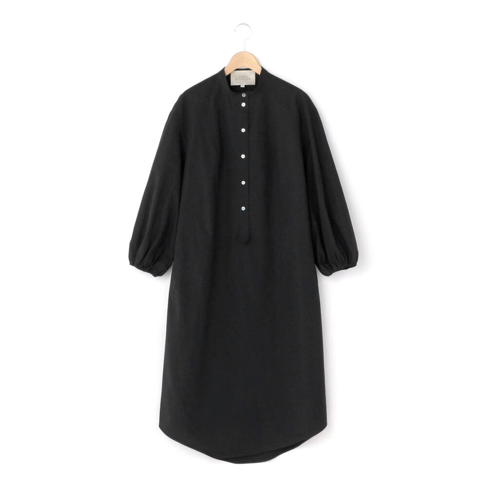 ギャザースリーブドレス WOMEN