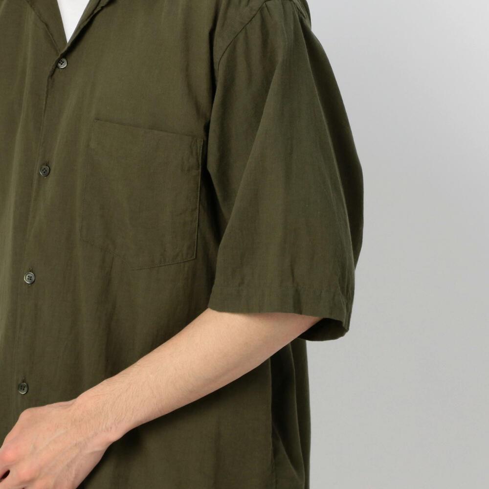 ベタシャンオープンカラーシャツ MEN