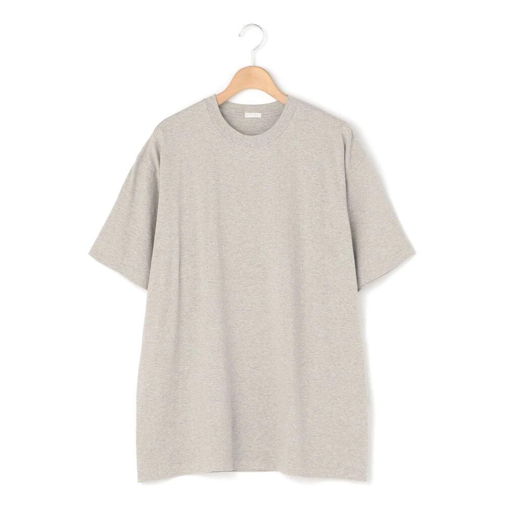 空紡天竺 半袖Tシャツ MEN