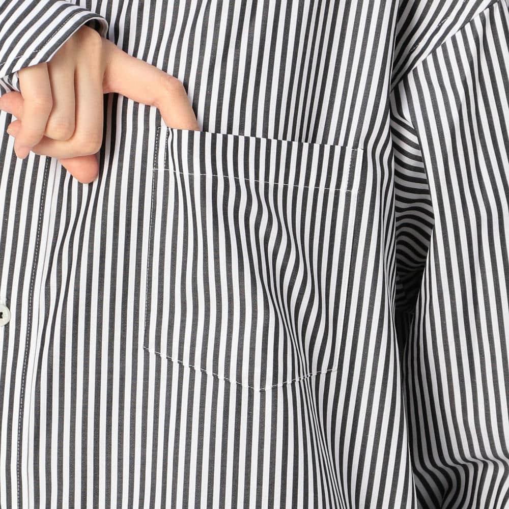 スクエアビッグシャツ ST WOMEN