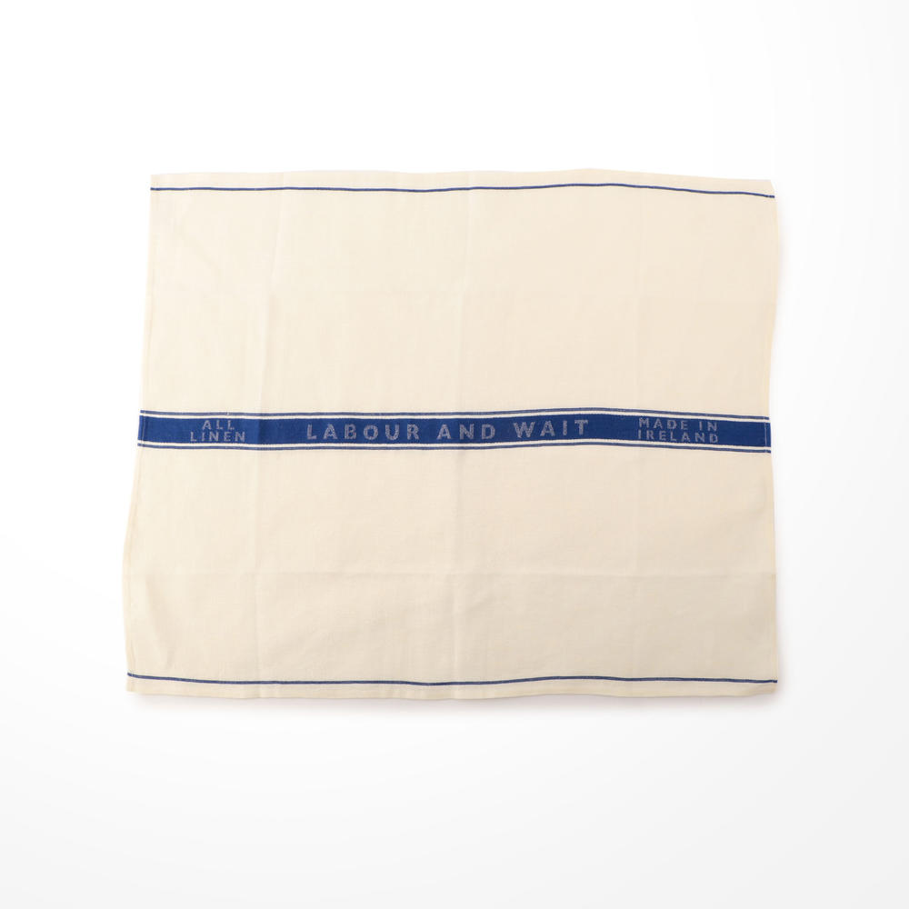 K249-01-30-01 LINEN TEA TOWELwith L&W Logo