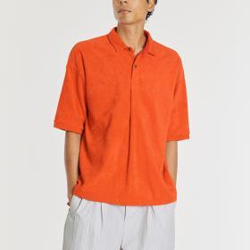 パイルポロシャツ MEN
