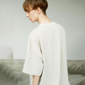 ルーズパイルTシャツ MEN