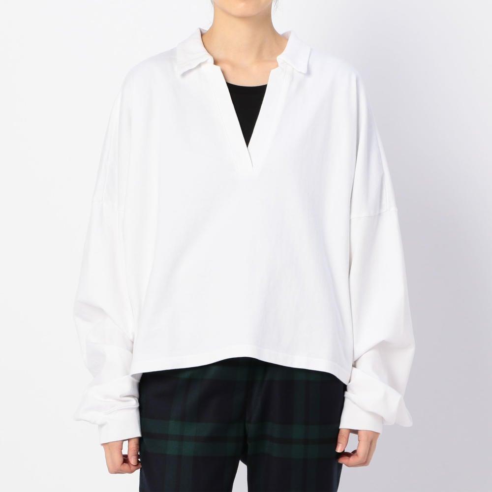 スキッパーシャツ WOMEN