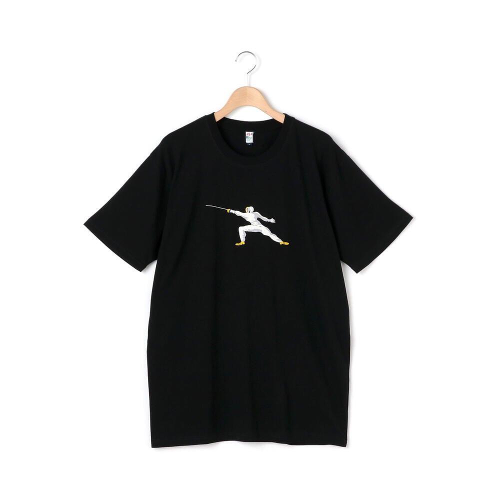 FENCING Tシャツ WOMEN