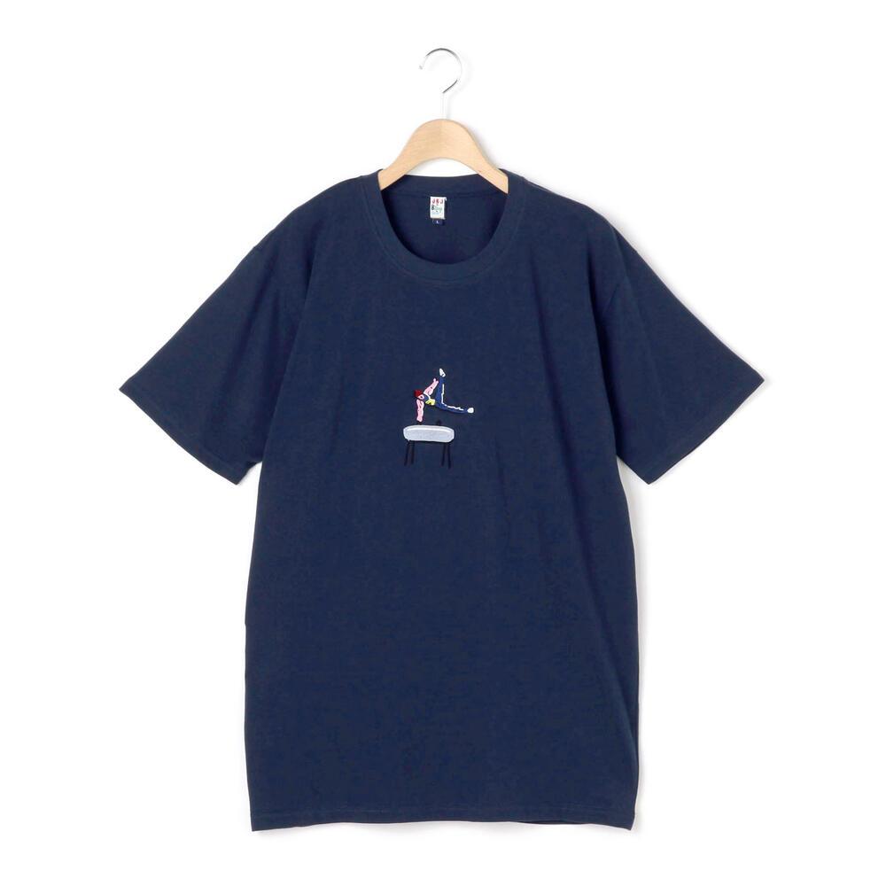 GYMNASTICS Tシャツ MEN