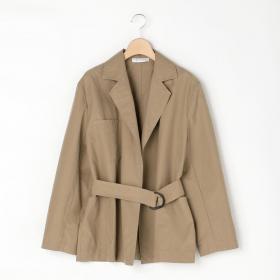 ベルテッドジャケット WOMEN