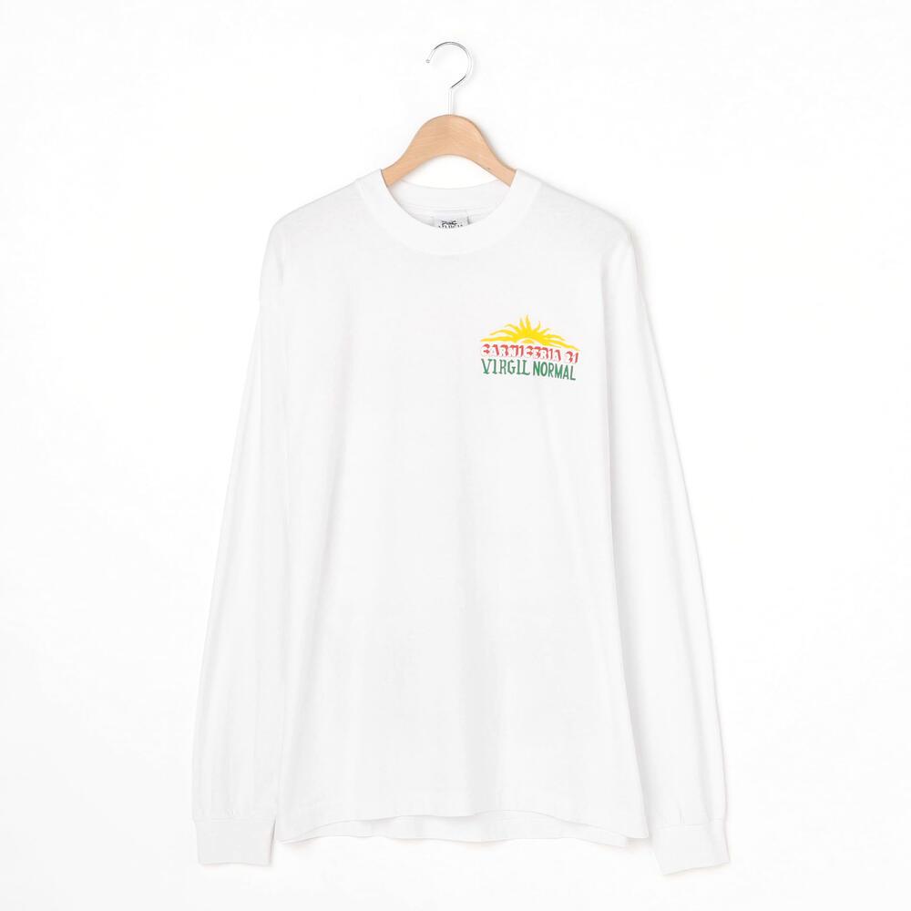 BASS CREW  プリントTシャツ MEN