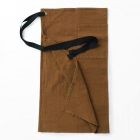 C027 WAIST APRON WITH POCKET