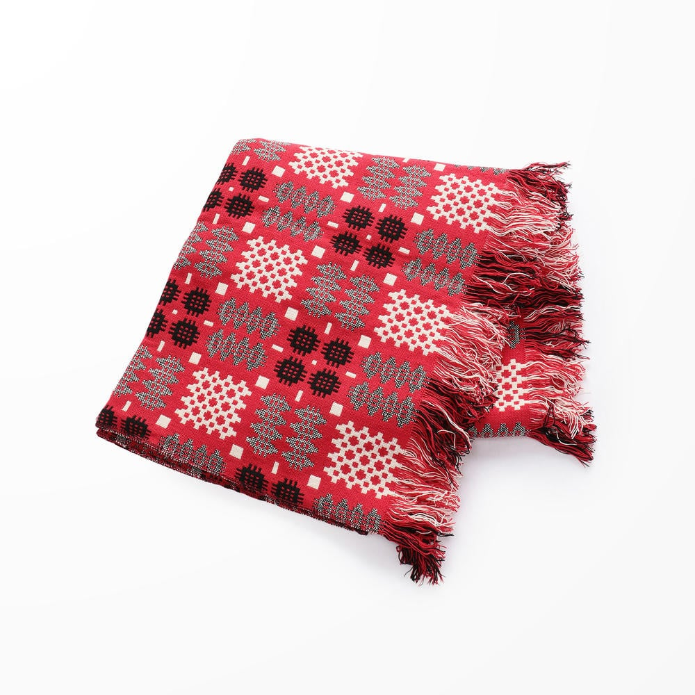 WELSH WOOL BLANKET 225×225